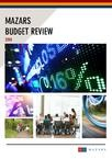 Mazars Malta - Budget Review 2018