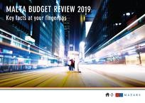 Mazars Malta - Budget Review 2019
